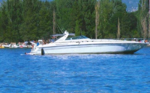 1992 Sea Ray 630 Super Sun Sport