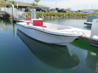 2004 Dusky 27 Center Console