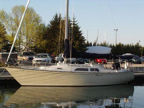 1983 C&C Yachts C&C 37