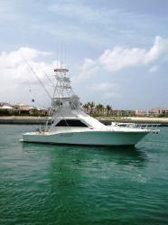 2001 Cabo Yachts 47 Flybridge Sportfisher