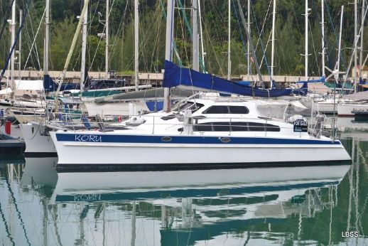 1994 Crowther Catamaran