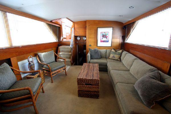 1966 Chris Craft Constellation Motor Yacht For Sale Yachtworld