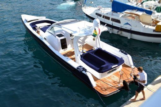 2013 Maori Yachts 50 Tender Hard Top