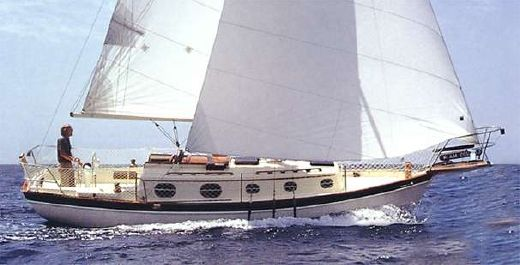 1985 Pacific Seacraft 27 Orion Mark II, Cutter