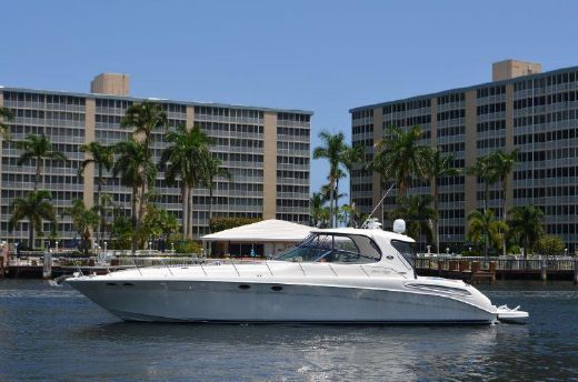 2004 Sea Ray 550 Sundancer