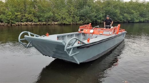 1969 Kettenburg Landing Craft