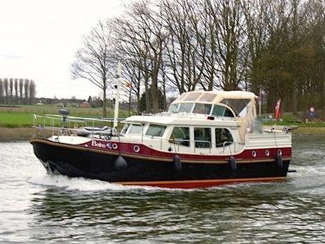 1998 Linssen Dutch Sturdy 380 AC Dutch Steel Cruiser