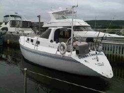 photo of  44' Peterson Pilothouse Custom
