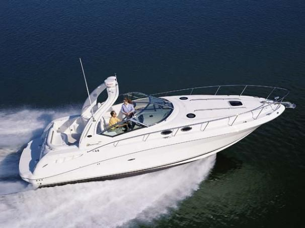 2007 Sea Ray 340 Sundancer Power Boat For Sale - www