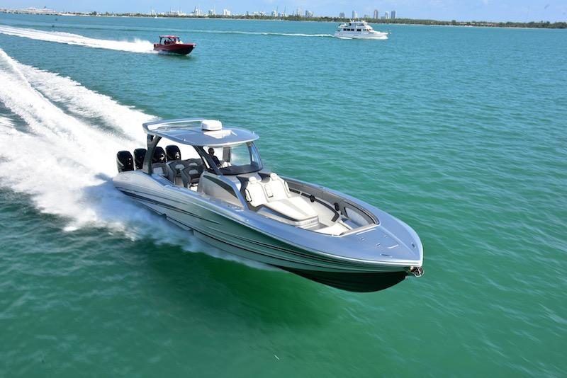 2019 MTI V 42 Power Boat For Sale