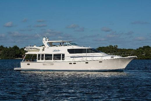 Pacific Mariner Pilothouse Motoryacht