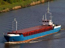 1981 Custom Cargo Ship