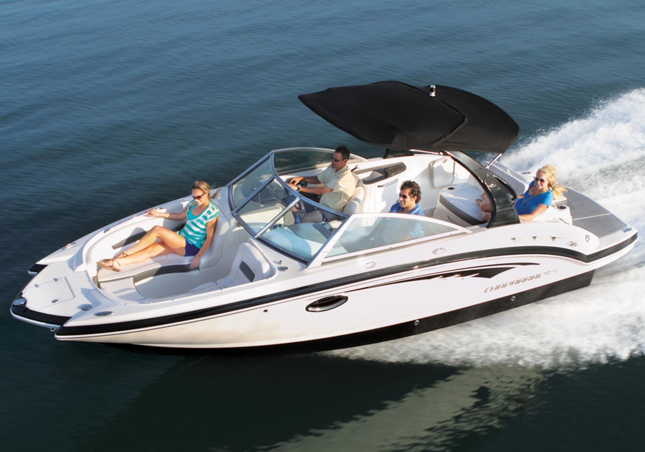2017 Chaparral 244 Sunesta Power Boat For Sale Www