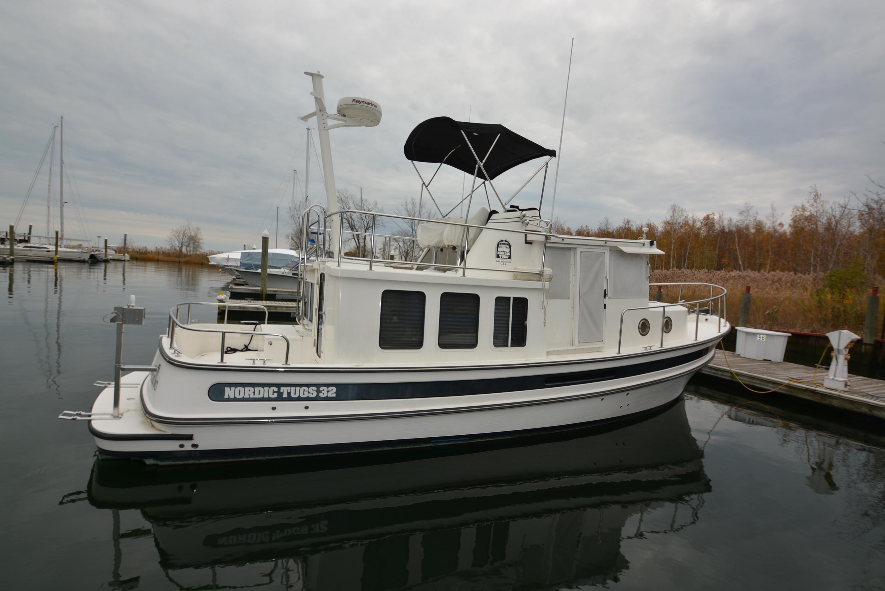 2005Nordic Tugs 32