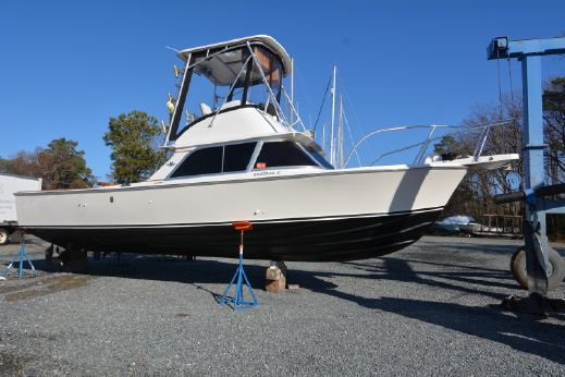 1974 Bertram 31 Flybridge Cruiser