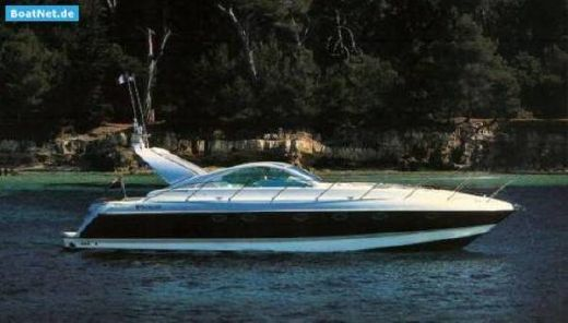 1996 Fairline (gb) Fairline 48 Targa