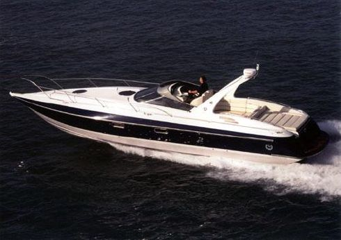 2002 Hunton Gazelle 43