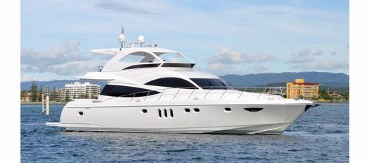 2016 Dyna Yachts 68