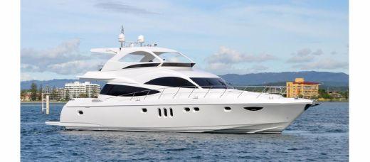 2017 Dyna Yachts 68