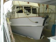 1978 37 Pacific Trawler Pilot House