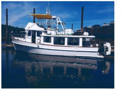 1978 Pacific Trawler Pilot House