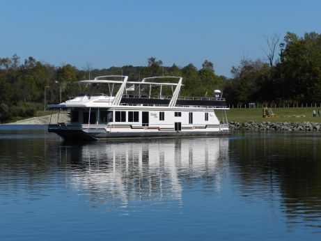 2006 Sunstar 17' x 87' Houseboat