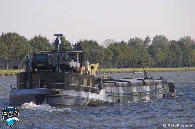 1962 Cargo House vessel 62 Metres Power Boat For Sale - www