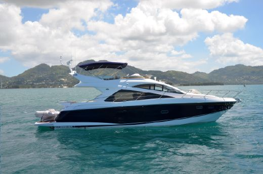 2013 Sunseeker Manhattan 53