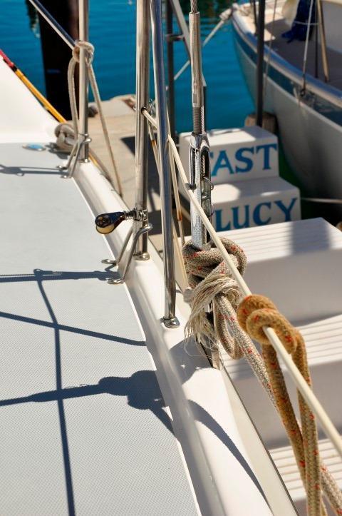 42' Hunter Passage 420+Photo 58