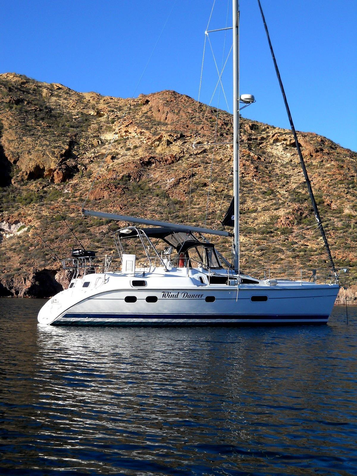 42' Hunter Passage 420+Boat for sale!