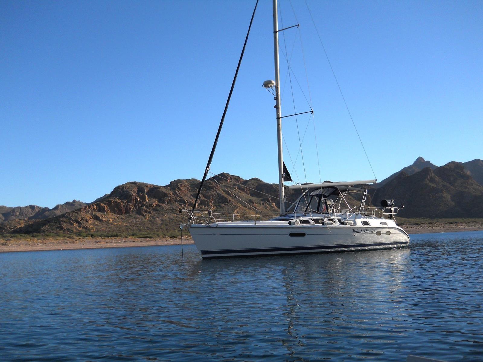 42' Hunter Passage 420+Photo 77