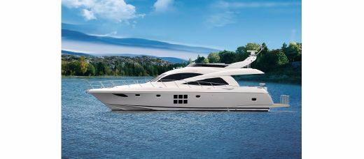 2017 Dyna Yachts 63