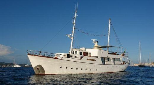 2014 Chantier Naval De Normandie Gentleman Motor Yacht