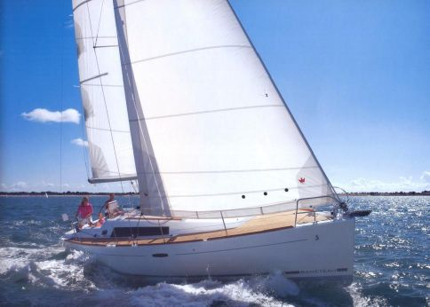2007 Beneteau Oceanis 37