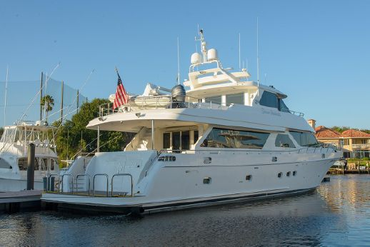 2008 Ocean Alexander Motoryacht
