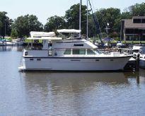 1985 Hatteras Motor Yacht