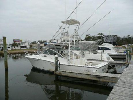 2002 Albemarle 320 Express Fisherman