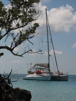 2008 Island Spirit 401 Catamaran