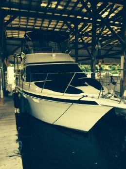 1990 Chris Craft Catalina 372