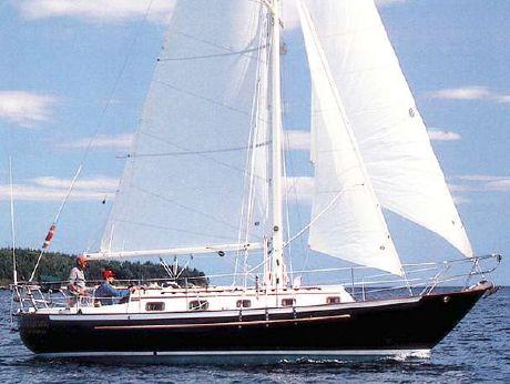 2000 Pacific Seacraft 34