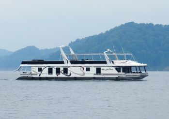 2002 Sunstar 20' x 94' Houseboat