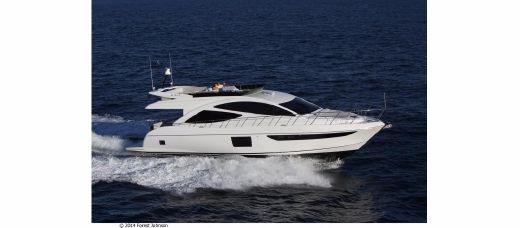 2017 Dyna Yachts 60
