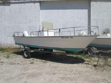 1993 Maritime Skiff