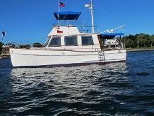 1977 Grand Banks Trawler