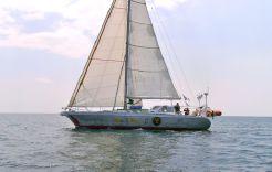 2003 Amateur Aluminium SLOOP