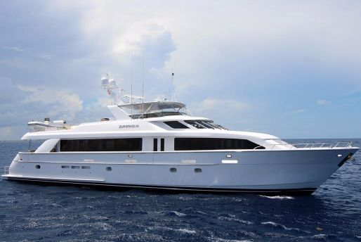 2003 Hatteras RAISED PILOTHOUSE