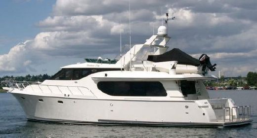 2001 Symbol 66 Pilothouse