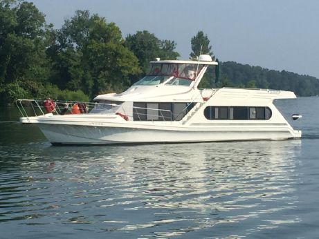 1992 Bluewater Yachts 53