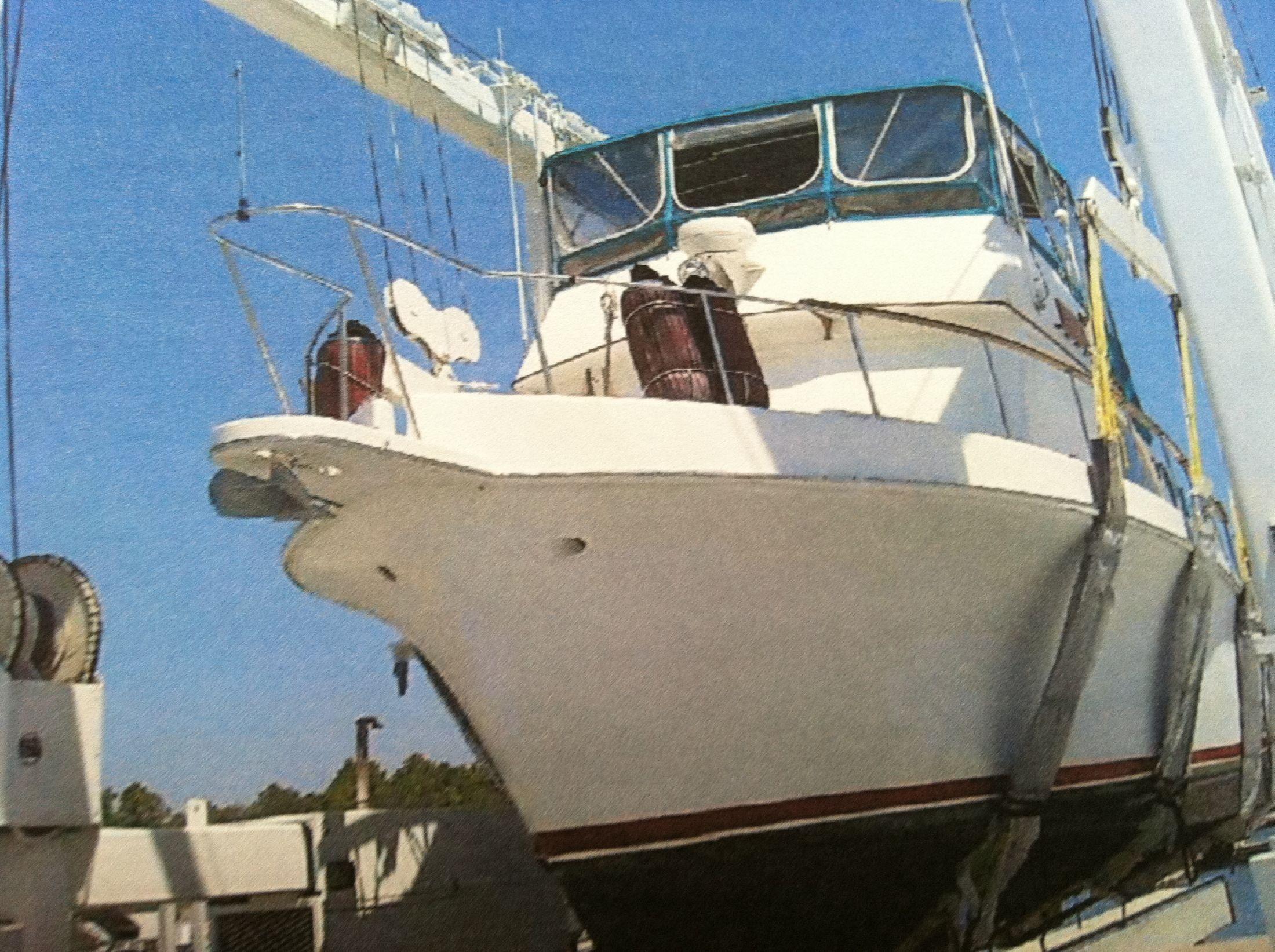 42 ft 1979 ocean 42 trawler