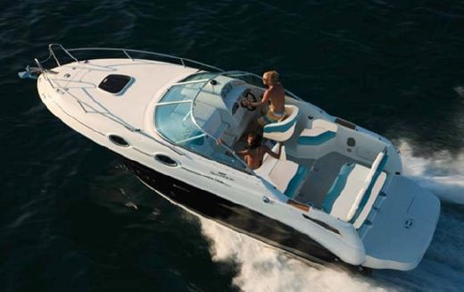2011 Sea Ray 255 Sundancer